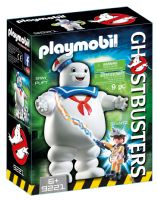 Playmobil 9221 Ghostbusters: Stay Puft Marshmallow Man and Stantz